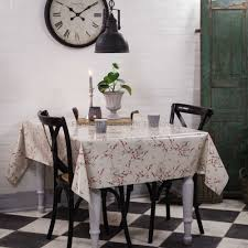 a u maison oilcloth birdcage toffee price per meter