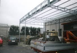 tralicci in ferro carpenteria ccf c s a s tettoie industriali
