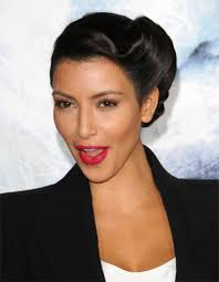 kim kardashian updo hairstyles kardashian updo hairstyles kim