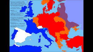 Ww1 Map Alternate History What If The Central Powers Won Ww1 Youtube