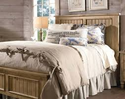 furniture brown polka dot curtain rustic country bedroom