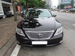 xe lexus ls460 vạn lộc auto chuyên mua bán phân phối oto cũ mới mercedes benz
