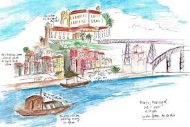 12 travel sketches from around the world photos huffpost