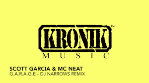 Garage Length by Scott Garcia U0026 Mc Neat G A R A G E Dj Narrows Remix Full Length