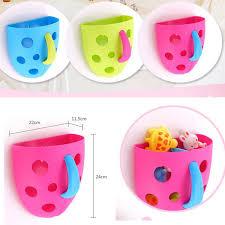 bathroom toy storage ideas baby kids child bath toy organizer storage bin toddler bathroom with