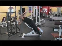 Back Extension Sit Up Bench Abdominal Exercises Roman Chair Hyper Extension Abs Exercise