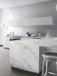 Laminex Kitchen Ideas by Calcutta Marble Laminate Kitchen Floor Decoration