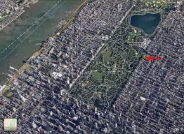 Central Park Zoo Map New York History Geschichte April 2014