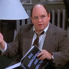 George Costanza Under Desk Li St Favorite George Costanza Lies By Brett 7 Bwn 7