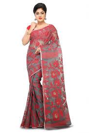 bangladeshi jamdani saree online jamdani saree buy authentic bengali dhakani jamdani saree online