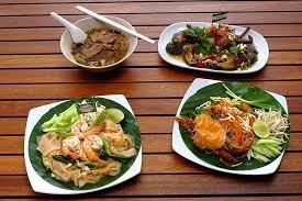 kitchen cuisine จานโปรดค ะ เส นจ นท ผ ดป น ม ก วยเต ยวหม เล ยง ยำป ไข ดอง