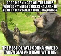 Good Morning Ladies Meme - funny good morning oops pics good morning images