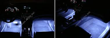 Led Strip For Car Interior White 12