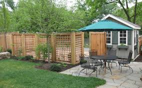 Privacy Fencing Ideas For Backyards Fence Beautiful Decorative Privacy Fence Backyard Privacy
