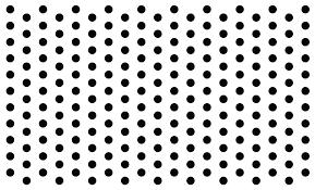polka dot stencil large medium small alabama chanin journal