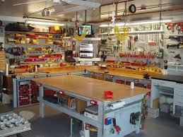 Plan Decor Garage Workbench Cool Garage Workbench Ideas Design Diy Plans