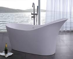 design badewannen freistehende badewanne mineralguss badewanne freistehende