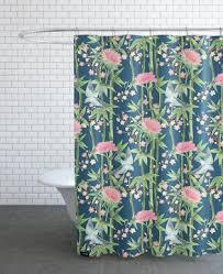 Botanical Shower Curtains Botanical Shower Curtains Juniqe Uk