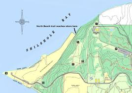 seattle map discovery park erratics at discovery park seattle northwest geology