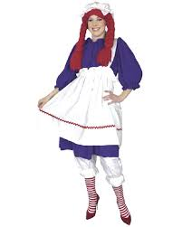 discount costumes from the discount costume store plus size raggedy costume for