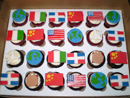 Around The World Themed Cakes By Janice Trip Around The World Theme