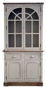 Shabby Chic Furniture Uk by Charles Bentley White Shabby Chic Vintage French Style Glass