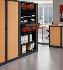 armoire à rideau bureau armoire de bureau métal à rideaux tic 1