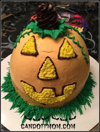 candoitmom blog this is awesome halloween ice cream cake with