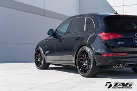 Audi Q5 Black Rims - the official q5 sq5 wheel thread post your setup page 24