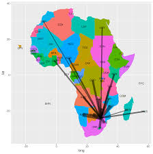Africa Countries Map by Sabc News Trade Amongst African Countries Fast Tracks