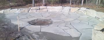 Stones For Patio Magnificent Types Of Patio Stone For Create Home Interior Design