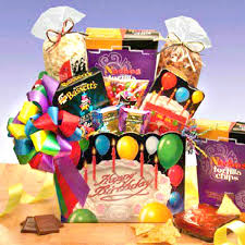 send a gift basket birthday gift basket for him