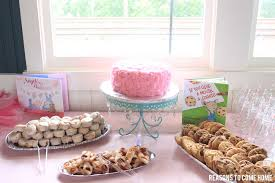 baby shower reasons to come home