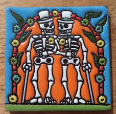 day of the dead decor it u0027s the new halloween