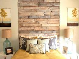 vibrant design wood pallet wall decor with wooden designing