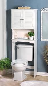 bathroom small bathroom storage ideas over toilet modern double