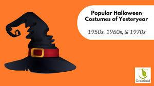 Halloween Costumes 70s Popular Halloween Costumes 50s 60s U0026 70s