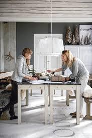swedish home black and white comfortable stylish swedish home