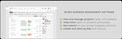46 best project management software and tools scoro