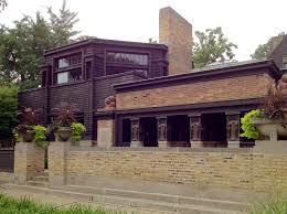 Frank Lloyd Wright Style House Plans An Evolving Aesthetic Frank Lloyd Wright S Home Studio In Oak