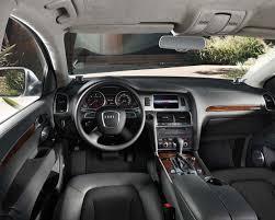 Audi Q7 Inside Audi Q7 2016 Interior Wallpaper 1920x1080 2944