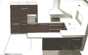 plan de cuisines modele de cuisine en u cuisine en u ouverte sur salon 12 idee