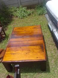 yellow wood coffee table railway sleeper products railway sleeper table price railway