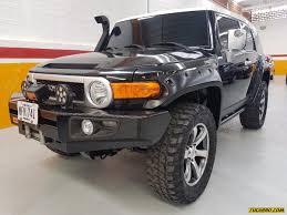 toyota fj cruiser 4x4 sincronico tucarro com venezuela autos