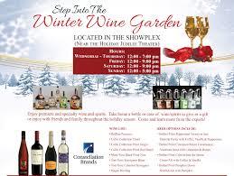 winter wine garden official website