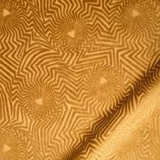 Home Decor Upholstery Fabric Gold Velvet Upholstery Fabric Imprinted Velvet Modern Gold