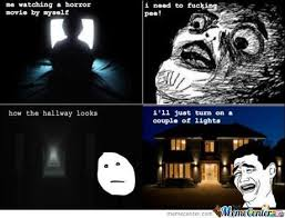 Horror Movie Memes - horror movie by santaggg meme center