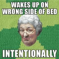 Granny Meme - sour granny stimulant
