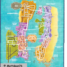 Port Of Miami Map by Mod The Sims Vice City New 4th Beta Available August 17 2011