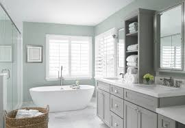 Gray Cabinets With White Countertops Bathroom Ideas The Ultimate Design Resource Guide Freshome Com